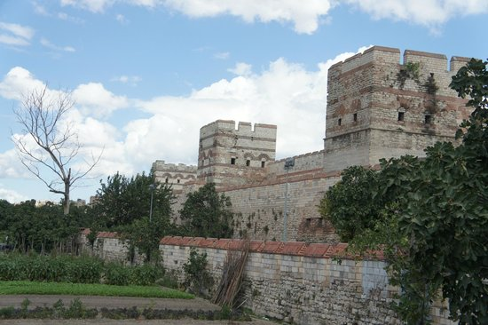 Walls of Constantinople (Istanbul City Walls) : Walls of Constantinople 49