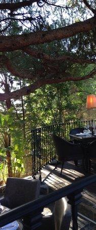Parrilla Natural : The restaurant