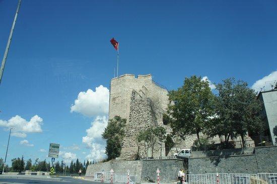 Walls of Constantinople (Istanbul City Walls) : Walls of Constantinople 45