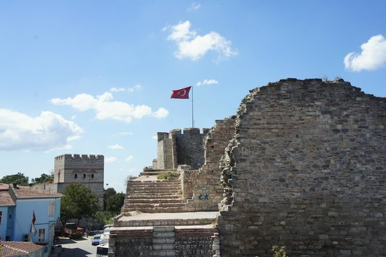 Walls of Constantinople (Istanbul City Walls) : Walls of Constantinople 37