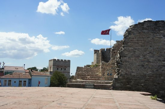 Walls of Constantinople (Istanbul City Walls) : Walls of Constantinople 39