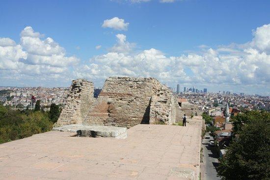 Walls of Constantinople (Istanbul City Walls) : Walls of Constantinople 32