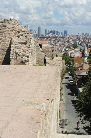 Walls of Constantinople (Istanbul City Walls) : Walls of Constantinople 50