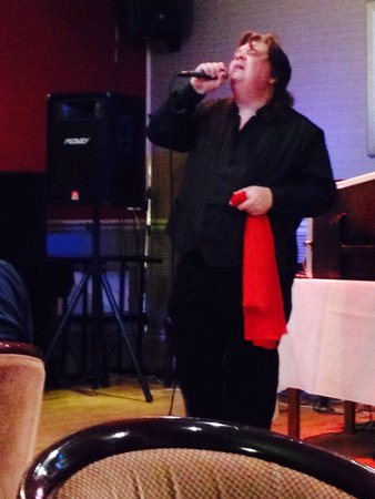 Elgin Hotel Blackpool: Meatloaf!!!