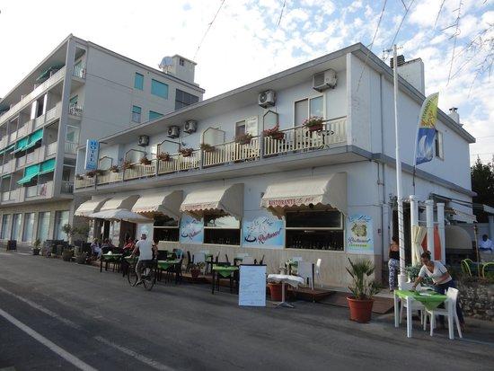 Albergo Piccolo Paradiso : vue de l'hotel
