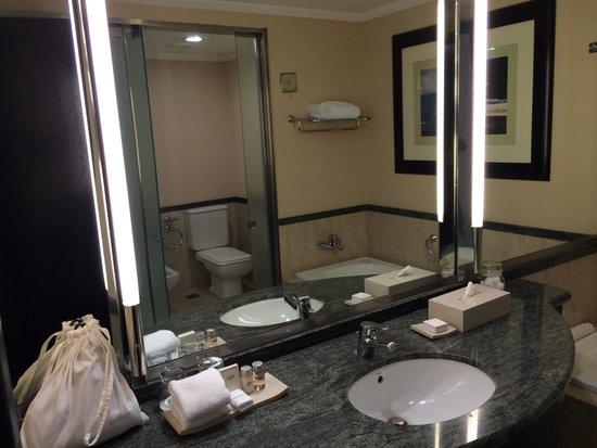 Hilton Buenos Aires: toalete