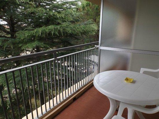 Sensimar Medulin: Balcony