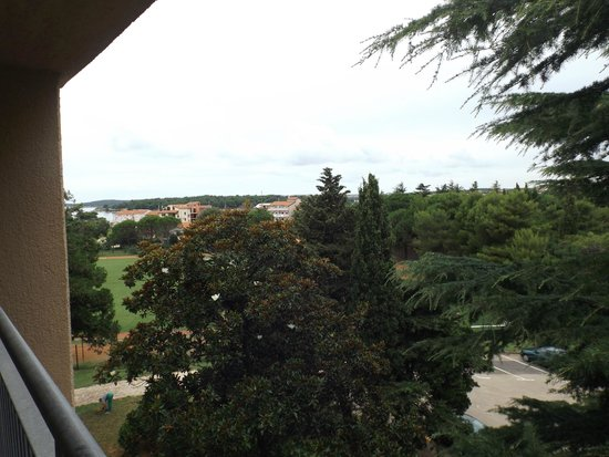 Sensimar Medulin: View from the balcony
