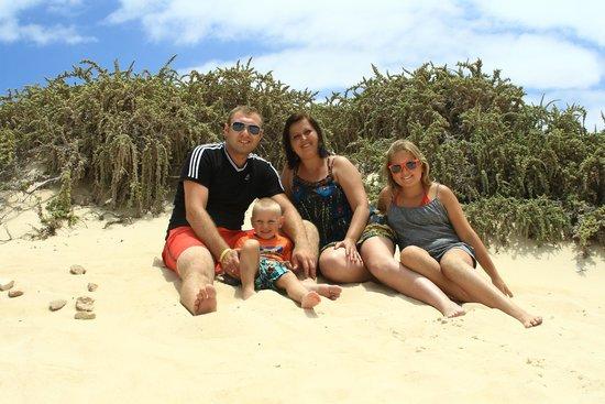 Labranda Aloe Club Resort: wir sind am schönen weißen sand