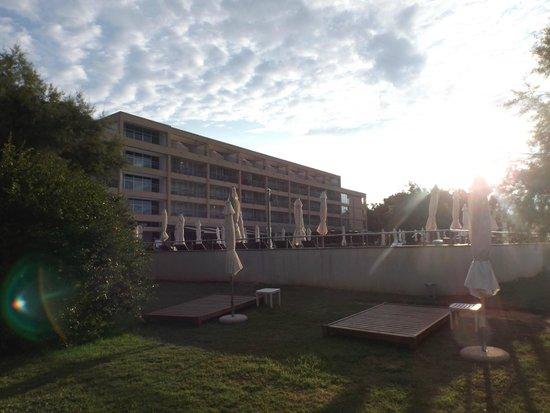 TUI SENSIMAR Medulin: Rear of hotel