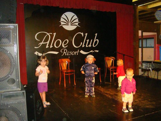LABRANDA Aloe Club Resort: Mini-Disco mit dj.Andreas