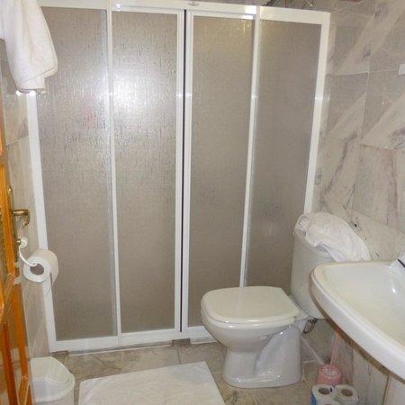 Sahin Palace Apartments : bathroom