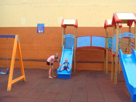 LABRANDA Aloe Club Resort: Spielplatz