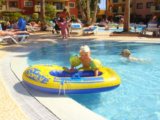 LABRANDA Aloe Club Resort : Kinderpool