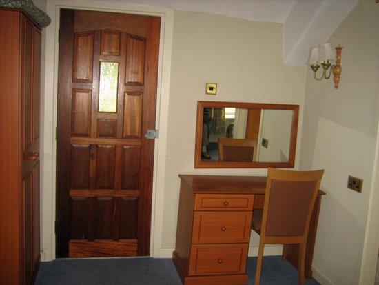T'yn y Cornel Hotel : Bedroom