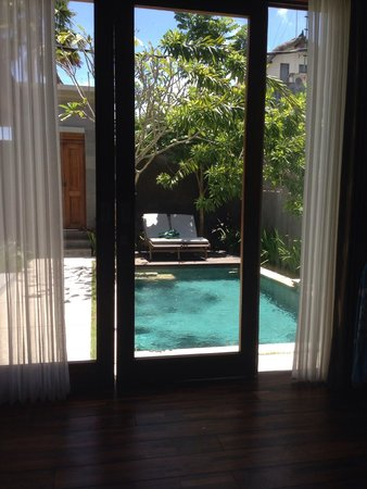 The Astari - Villa and Residence : private plunge pool