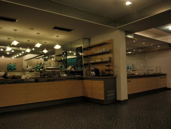 Hotel Viennart am Museumsquartier : Zona desayuno