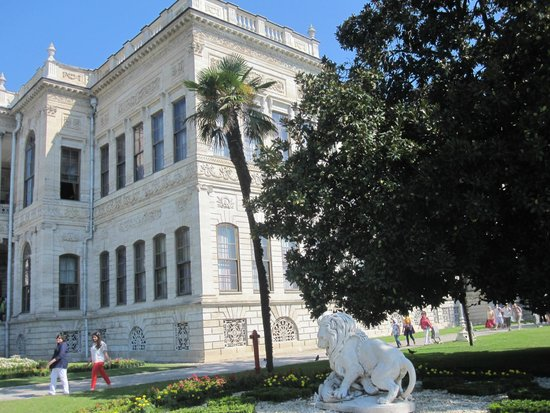 Palacio de Dolmabahçe: Dolmabahce Palace 17