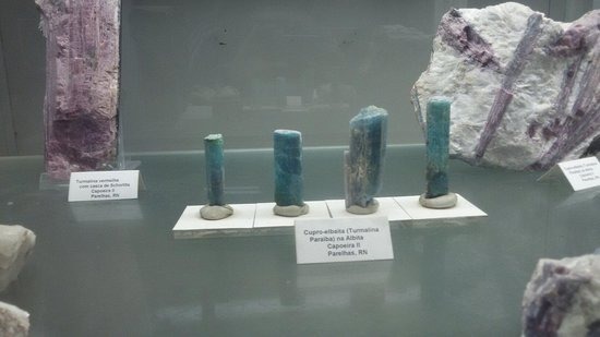 Northeast Museum of Minerals and Gems