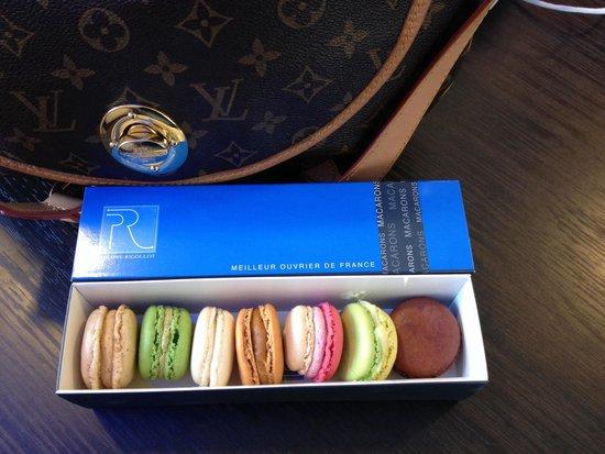 Philippe Rigollot : Macarons
