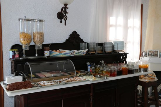 Hotel Galini: Colazione super