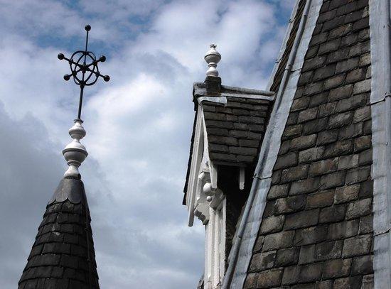 Motel One Edinburgh-Royal: Der Blick aus dem Zimmer Nr. 621