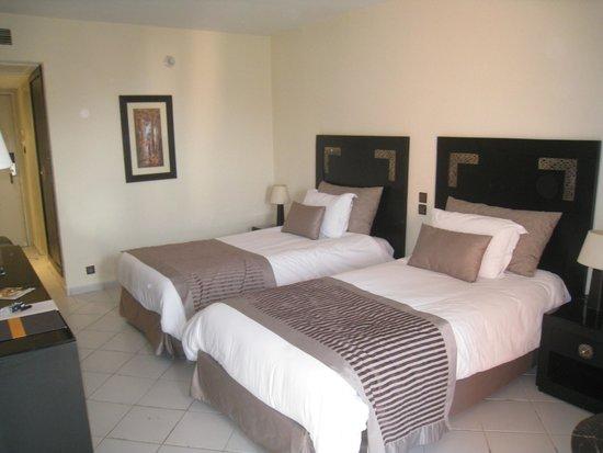 Hotel Atlas Asni: quarto