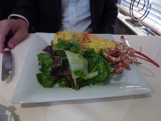 Le Bouchon Hotel: Lobster