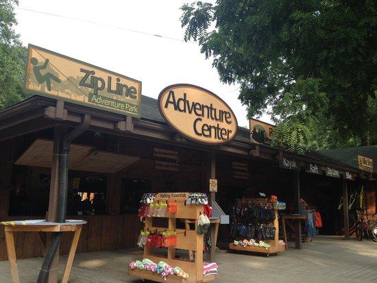 Nantahala Outdoor Center : Where it all begins