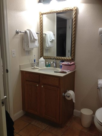 Sheraton Vistana Villages - International Drive: Main bathroom small