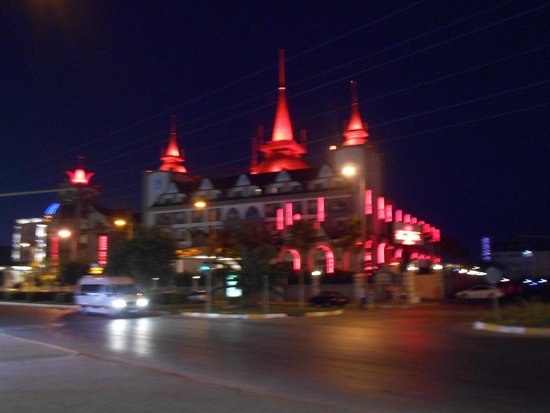 Side Crown Palace: hotel