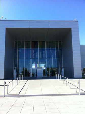Future of Flight Aviation Center & Boeing Tour: ENTRADA