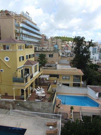 Hotel Amic Horizonte: Le site hôtelier