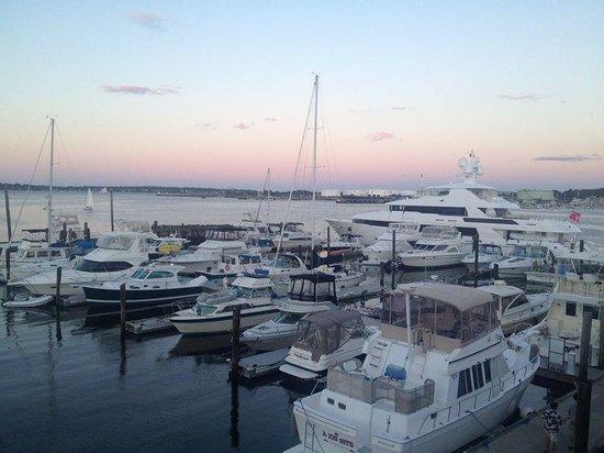 DiMillo's Old Port Marina: Dimillio Restaurant
