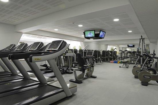 Altis Grand Hotel: Fitness room