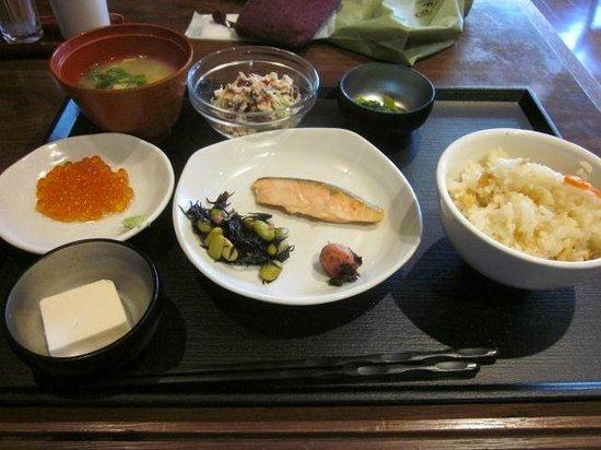 Dormy Inn Premium Otaru: Breakfast