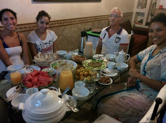 Riad Gallery 49 : Our Riad family