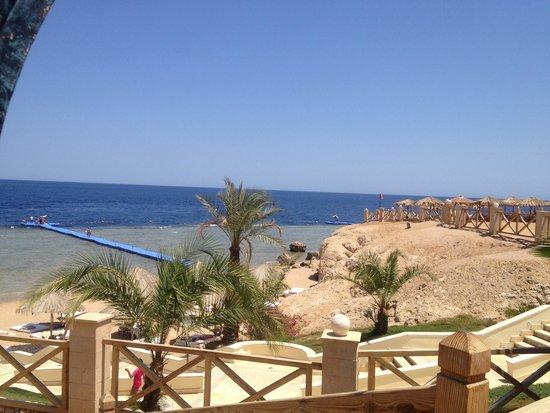 Hilton Sharm Waterfalls Resort: Resort fantastico