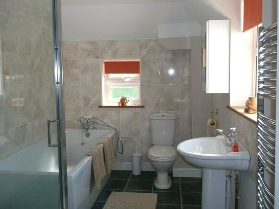 Elm House Bed & Breakfast: Guest Private Bathroom