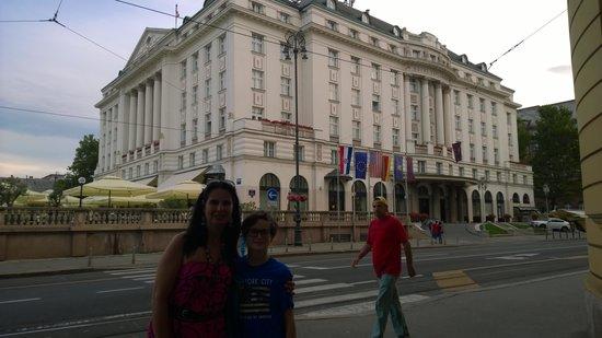 Esplanade Zagreb Hotel: esplanade