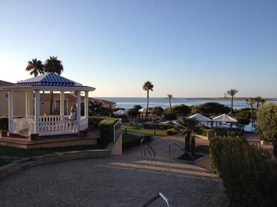 Insotel Punta Prima Resort & Spa: vista al mattino