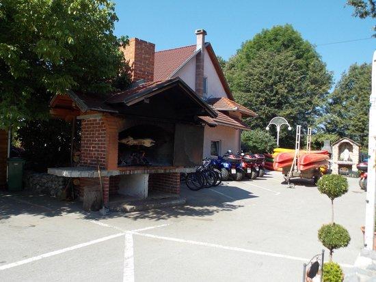 Hotel Mirjana & Rastoke: outdoor