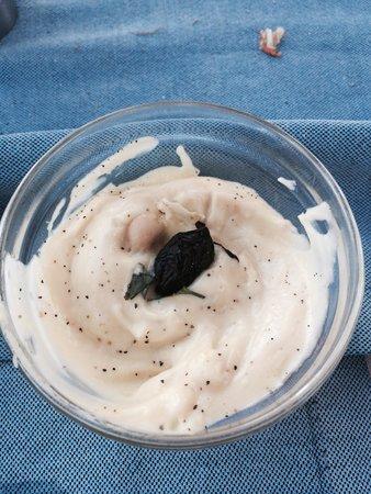 Amalthia Beach Resort: Homemade mayonnaise )