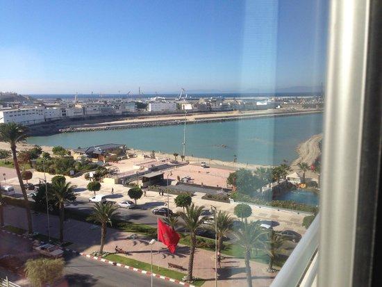 Atlas Rif Front Beach Tanger: Vistas