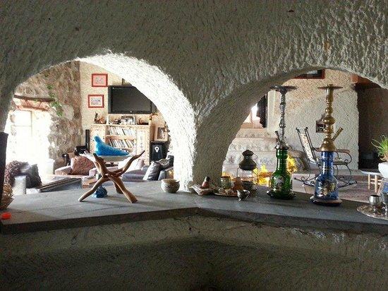 Cappadocia Akkoy Evleri Caves : family/play areas