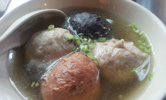 Zhu Bo Pork Ball