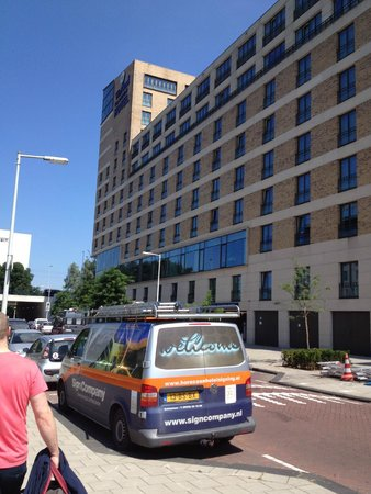 WestCord Fashion Hotel Amsterdam : Hotel