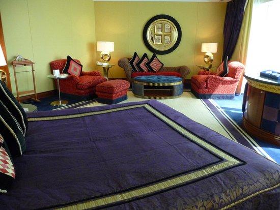 Burj Al Arab Jumeirah: Bedroom