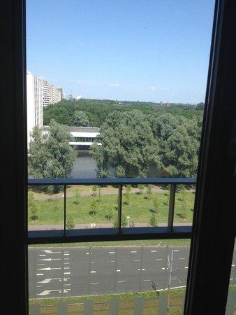 WestCord Fashion Hotel Amsterdam: View