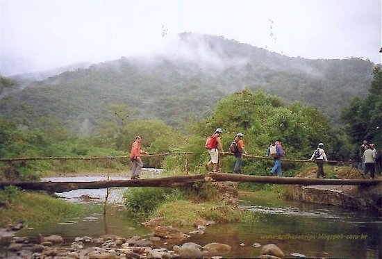Petar National Park: bairro da serra
